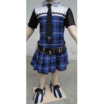 Disfraz Vestido Inspirado En Frankie Stein Monster High
