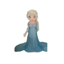 Botarga Adulto Elsa Frozen Traje Disfraz Princesas Fiesta