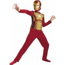 Disfraz De Iron Man Para Niño The Avengers Iron Man 3