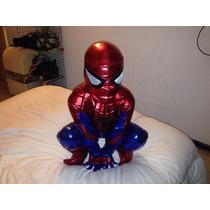 Traje Disfraz De Spiderman Hombre Araña