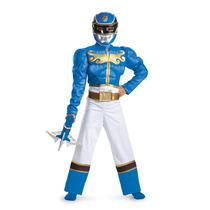 Disfraz Power Ranger Megaforce 4/6 Años Original Entrega Inm