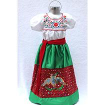 Disfraz De China Poblana Revolucion Mexicana Adelitas Mexico