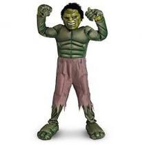 Disfraz Hulk Original De Disney Avengers Ages Of Ultron
