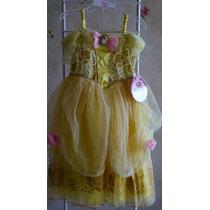 Princesa Bella Disfraz Original Disney Store Envio Gratis