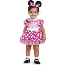Mickey Mouse Minnie Mouse Del Traje De Disney Disfraz De Beb