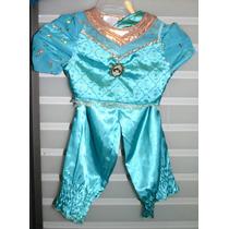Disfraz Princesa Jazmin Original De Disney Store