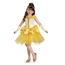 Disfraz Bella De Prestigio Lujo Vestido Tutu Talla (3t-4t)