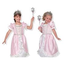 Disfraz Princesa De Cuentos Creatividad Halloween Educativo