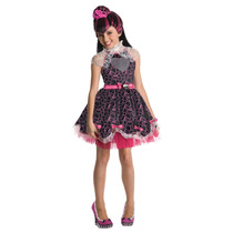 Disfraz De Monster High Draculaura Vestuario