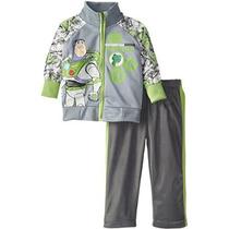 Buzz Lightyear 2 Piezas Disney Niños Bebés