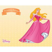 Paquete Vestido Princesa Disfraz Bella Durmiente Dhl Gratis