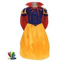 Disfraz Vestido Blanca Nieves Modelo Disney