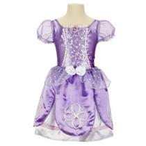 Disney Store Sofía El Primer Vestido De Vestuario: Talla Xs