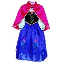 Disfraz Jerrisapparel Nieve Partido Elsa Reina Princesa Cosp
