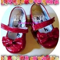 Zapatos D Minie Y Cenicienta Suela Antiderrapante #12 A 21