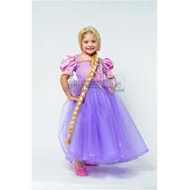 Disfraz Estilo Rapunzel