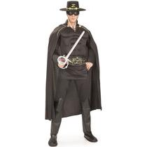 Disfraz De Zorro Musculoso Para Adultos, Envio Gratis