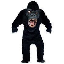 Disfraz De Gorila Para Adultos, Envio Gratis