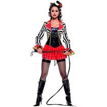 Disfraz De Domadora De Circo Para Damas, Envio Gratis