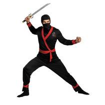 Disfraz De Samurai, Ninja, Oriental, Japon Para Adultos