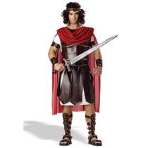 Disfraz De Gladiador, Guerrero, Romano, Hercules Adultos
