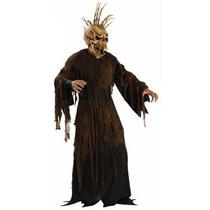 Disfraz De Zombie, Muerte, Esqueleto, Calavera Para Adultos