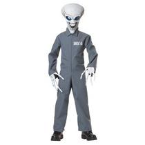 Disfraz / Disfraces De Alien, Extraterrestre Para Niños