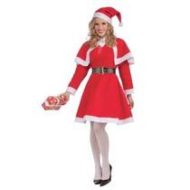 Disfraz / Disfraces De Santa Claus De Navidad Para Damas