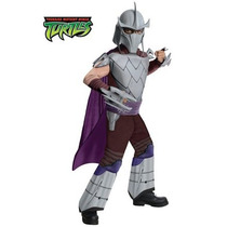 Disfraz De Shredder Tortugas Ninja Para Niños, Envio Gratis
