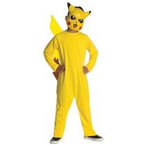 Disfraz De Pokemon, Pikachu Para Niños