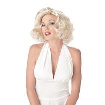 Peluca Rubia De Marilyn Monroe, Retro, 50
