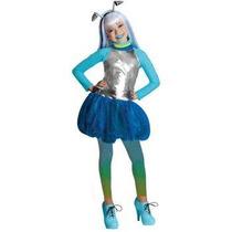 Disfraz De Novi Stars, Una Verse Kids, Extraterrestre Niñas