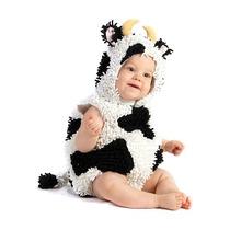 Disfraz Bebe Vaca Niño Niña Halloween Vaquita