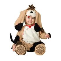 Disfraz Bebe Perro Niño Niña Halloween Perrito
