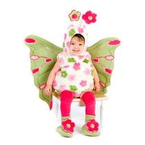 Disfraz Bebe Mariposa Niña Halloween Mariposita