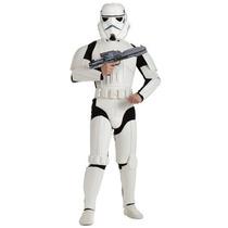 Disfraz Star Wars Stormtrooper Adulto Traje Soldado Imperial