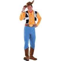 Disfraz Hombre Vaquero Woody Toy Story Disney Adulto