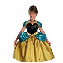 Disfraz Anna Frozen Disney Niña Talla 3 A 4 Años