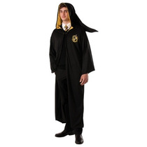 Disfraz / Tunica De Harry Potter, Hufflepuff Para Adultos