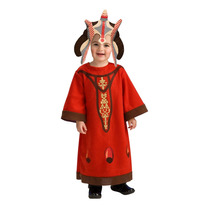 Disfraz Para Niña De Reina Amidala Star Wars