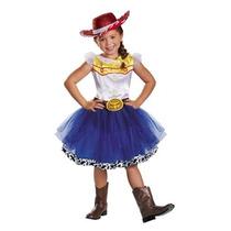 Disfraz De Jessie De Toy Story Para Niñas, Envio Gratis