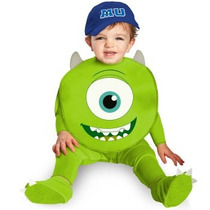 Disfraz De Mike De Monsters University Para Bebes