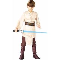 Disfraz Niños Infantil Súper Héroe Jedi Knight Star Wars