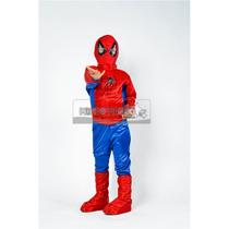 Disfraz Estilo Spiderman