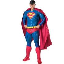 Disfraz De Superman Coleccionable Para Adultos, Envio Gratis