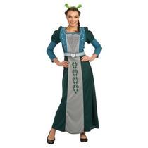 Disfraz De Fiona De Shrek Para Damas, Envio Gratis