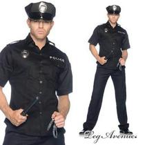 Disfraz Policia Leg Avenue Halloween