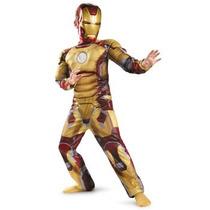 Disfraz De Iron Man 3 Para Niños, Envio Gratis