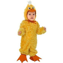 Charades Disfraces 83042 Pato Toddler Costume
