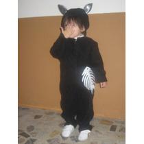 Bonito Disfraz De Gatito Basurero - Disfraces Halloween